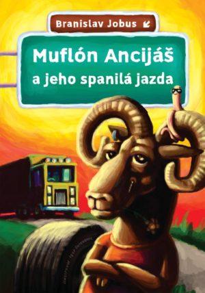 Muflón Ancijáš ajeho spanilá jazda