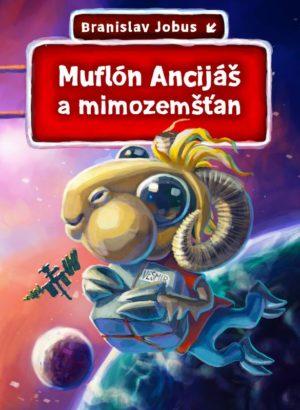 Muflón Ancijáš amimozemšťan
