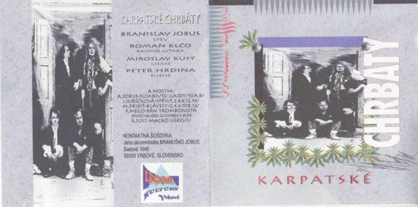 Karpatské Chrbáty 2