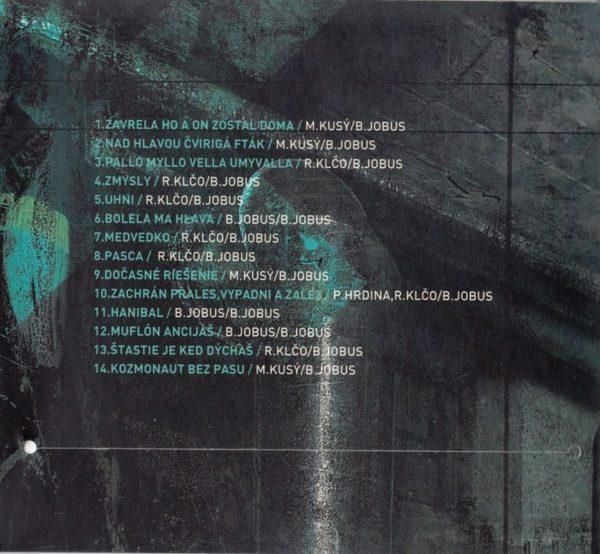 Karpatské chrbáty - Veget
