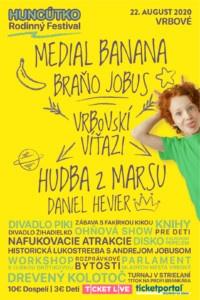 HUNCÚTKO – rodinný festival